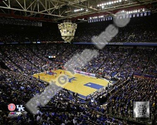 Rupp Arena (The Poster Corp Rupp Arena University of Kentucky Wildcats 2010 Photo Print (25,40 x 20,32 cm))