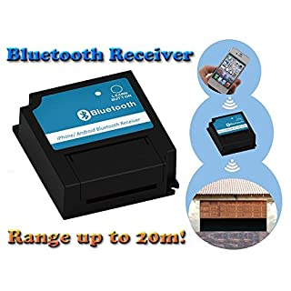 Smart Phone Kit Wireless Bluetooth Empfänger für Toröffner & Garagentor. Öffne dich Tor oder Garagentor mit deinem iPhone / Samsung / Google Nexus !!!