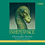 Inheritance - The Inheritance Cycle, Book 4 - Format Téléchargement Audio - 39,12 €