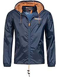 Geographical Norway -  Giacca impermeabile  - Maniche lunghe  - Uomo