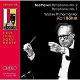 Beethoven: Symphonies 2 & 7