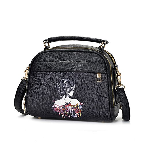 Otomoll Die Neue Version Der All-Match Bangalor Modische Handtasche Satchel Schultertasche Back Beauty