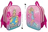 MC - Mochila Reversible Barbie para