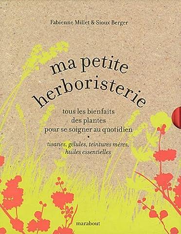 Bibliothèque ma petite herboristerie