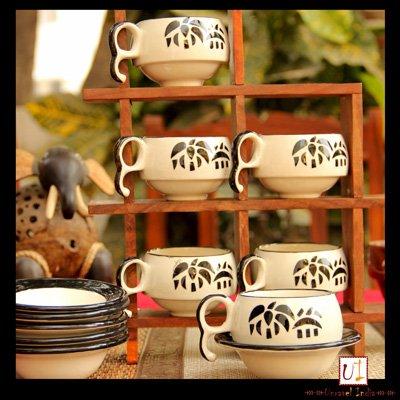 desentranar-la-india-impresion-de-bambu-de-ceramica-plato-juego-de-6