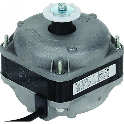 Elco net2t10zvn028Fan Motor 10W-20W 230V im Uhrzeigersinn