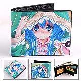 Xiyyou Portafoglio Regalo Anime Portafoglio In Pelle Pu Con Stampa A Colori Corta Borsa Anime, Datazione Battaglia A