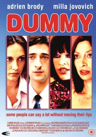 Dummy [DVD] by Adrien Brody