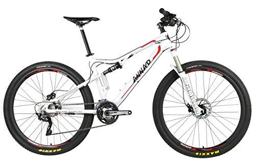 ANNAD E-BIKE FNL7 Mountainbike Aluminium Elektrobike Fully