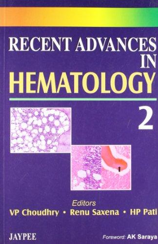 Recent Advances in Hematology - Vol. 2
