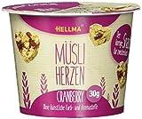 Hellma 70102202Muesli Cuore Cranberry