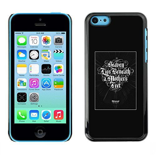 slim-coque-rigide-snap-on-housse-coque-etui-pour-apple-iphone-5c-heaven-lies-sous-un-mothers-feet