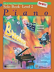 Alfred basic piano library Top Hits Solo level 2 --- Piano --- Alfred Publishing