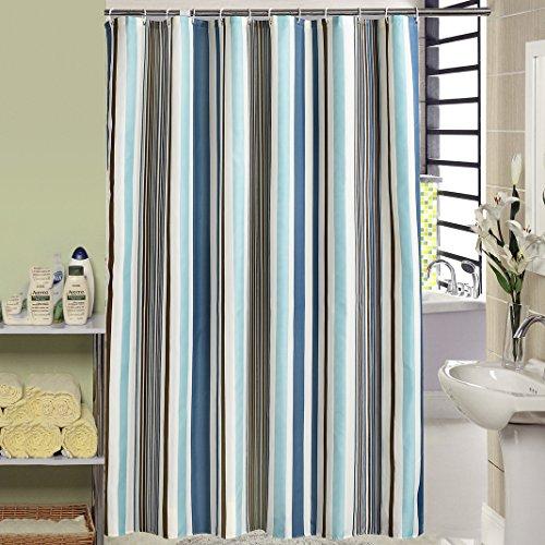 Duschvorhang 200x240 cm (BxH), Rosa Schleife Anti-Schimmel Anti-Bakteriell Wasserabweisender Duschvorhangs Shower Curtains Liner weichem Polyestergewebe Bath Curtains Vorhang aus Schöne Muster für Badezimmer WC