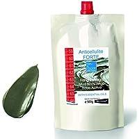 Fango de Algas 600 g Anti Cellulitis Forte Envoltura Reductora de Barro de Algas y Aceites