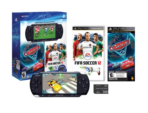 Sony PSP Entertainment Pack - juegos de PC (AVCHD, H.264, MPEG4, MP3, PCM, JPG,...