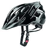 Uvex Stivo Mountain Bike casco, Unisex, stivo, Black, L