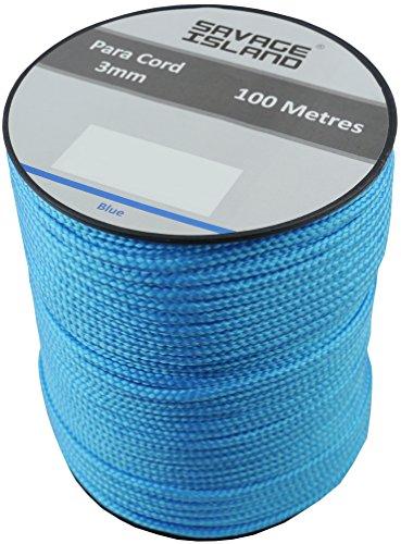 100m-spule-paracordseil-3mm-in-den-farben-olive-beige-orange-camouflage-hellblau-neomgrn-hellorange-