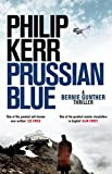 Front cover for the book Prussian Blue by Philip Kerr