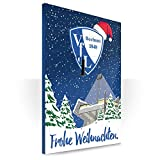 Vfl Bochum 1848 Weihnachtskalender / gefüllter Adventskalender / Kalender