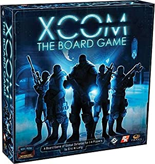 Fantasy Flight Games XCOM the Board Game (1616619686) | Amazon Products