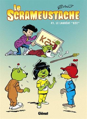 Le Scrameustache - Tome 41: Le Lauréat K22