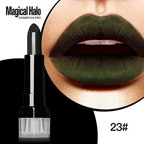 Liquidation !!! OSYARD Beauté Rouge à lèvres Frosted Hydratant Rouge à lèvres Imperméable Gloss Produits de beauté(#11)