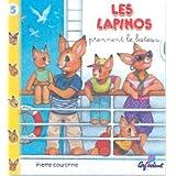 Les lapinos prennent le bateau - Lapinos