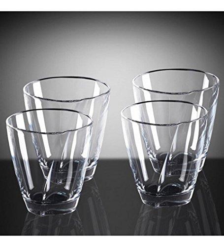RCR Mamanonmama /4 Pack / 31cl (310ml) / vasos de cristal / Lavavajill