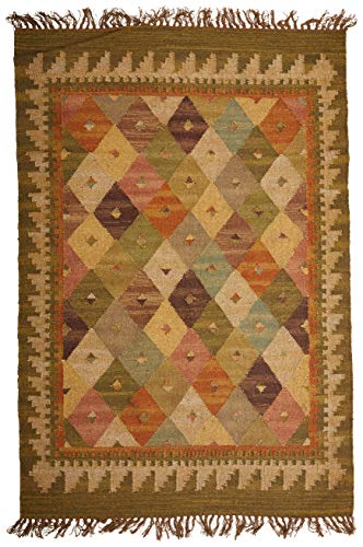 Dandy William Bazaar - Alfombra Kilim 120