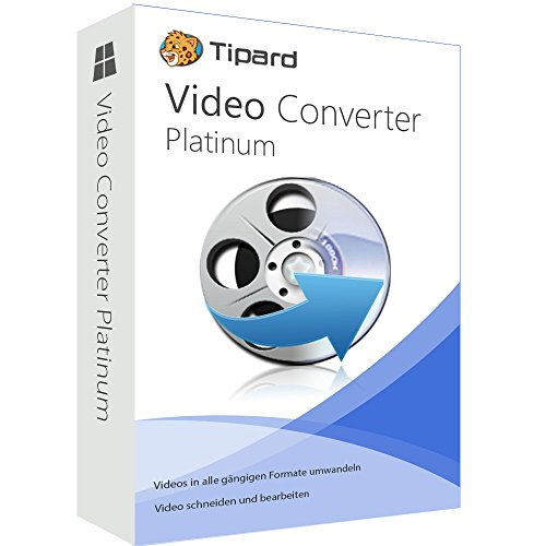 Video Converter Platinum Win Vollversion (Product Keycard ohne Datenträger) -