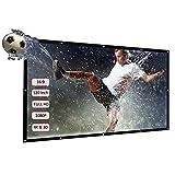 Best Proyectores pantalla de elección - 'Docooler H120120pantalla de proyección portátil HD 16: 9Blanco Review