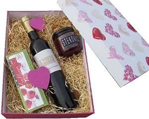 pannoniabox Geschenkbox Alles Beeren