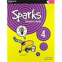 Sparks, 4 Educación PriMaría - 9788466819695