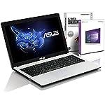 ASUS (15,6 Zoll) Notebook (Intel Core i3-4005U, 8GB RAM, 256GB SSD, Intel HD, HDMI, USB 3.0 + Type-C, WLAN, DVD±RW, Windows10 Prof.64) #5147 (shinobee-Edit.)