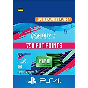 FIFA 19 Ultimate Team – 750 FIFA Points | PS4 Download Code – deutsches Konto