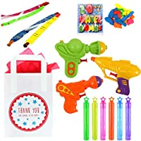Unisex Party Bags - Ready To Fill Paper Party Bag - The Summer Fun Party Bag