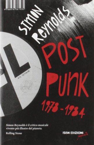 Post punk 1978-1984
