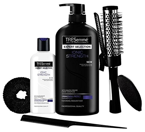 TRESemme Free Hair Styling Kit Worth Rs.500 with Ionic Strength...