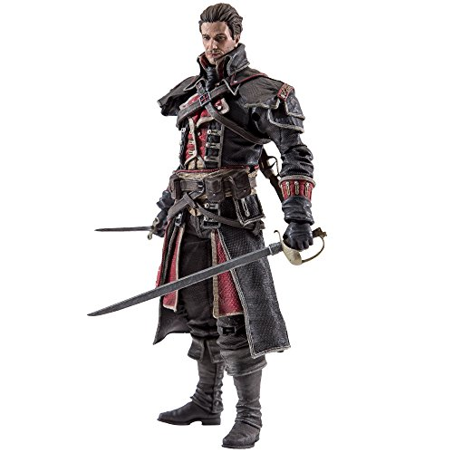 Preisvergleich Produktbild McFarlane Toys 81041 - Assassin's Creed Series 4 Shay Cormac Templar Outfit Figur 13 cm
