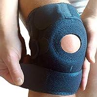 WITKEEN Kniebandage - Schont das Knie bei Arthritis, Tendonitis, bei Verstauchungen oder beim Sport - Schützt... preisvergleich bei billige-tabletten.eu