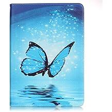 Galaxy Tab E 9.6 Tablet Funda,Ultra-Thin Slim Funda de Cuero de Piel Carcasa para el 9.6'' Samsung Tablet Galaxy Tab E SM-T560 SM-T561 Smart Case Cover con Soporte