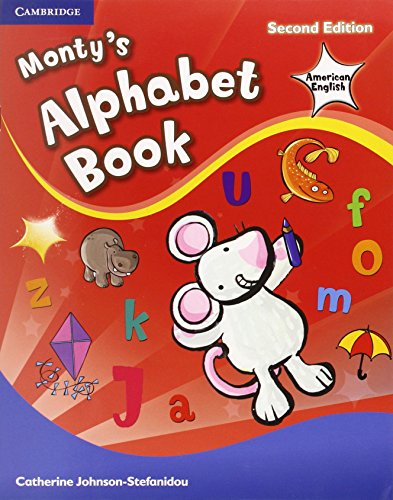 Kid's Box American English Levels 1-2 Monty's Alphabet Book 2nd Edition - 9781107431447