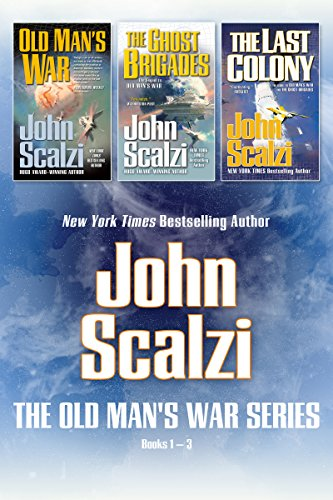 Old Man's War Boxed Set I: Old Man's War, The Ghost Brigades, The Last Colony (English Edition) par John Scalzi