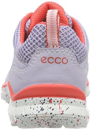 ECCO Biom Trail Kids, Scarpe da Ginnastica Unisex – Bambini Viola(Crocus/Crocus 59517)