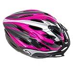 Coyote Sierra Adult Cycle Helmet (Pink, Medium (54-59cm))