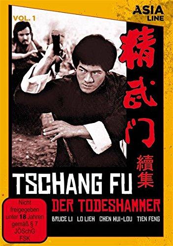 Lou Line (Tschang Fu - Der Todeshammer (Asia Line) [Limited Edition])