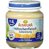 Alnatura Bio Hühnchenfleisch-Zubereitung, 125 g