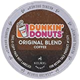 Dunkin Donuts K-Cups Original Flavor - Box of 12 Kcups for use in Keurig Coffee Brewers 5.1oz by Dunkin' Donuts