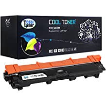 Cool Toner Compatible Brother TN-241BK TN-245BK TN241BK TN245BK Toner Cartridge for Brother HL-3140CW 3142CW 3150CDW 3152CDW 3170CDW 3172CDW, Black 2.500 Pages